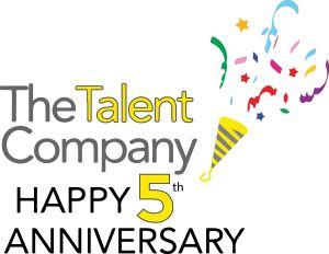 TalentCo 5th Anniversary